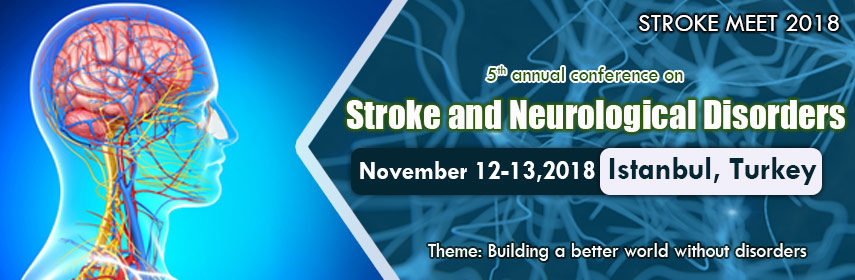 timeless design c254d f00f3 5th Annual Conference on Stroke and Neurological Disorders 2018